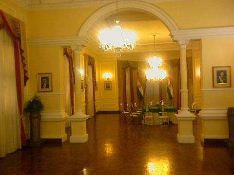Palácio da Presidência da República do Paraguay