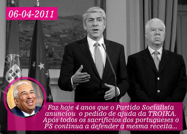 O Dia Mundial da Troika 6 de Abril...